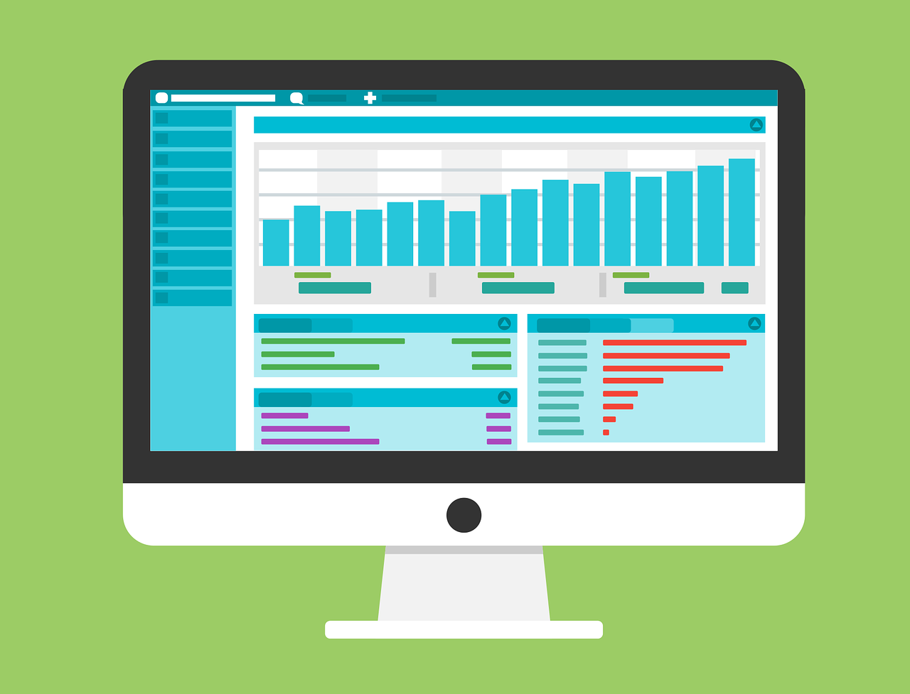 Forecasting Done Right: Stop the Forecasting Data Monster so you can Visit Customers.
